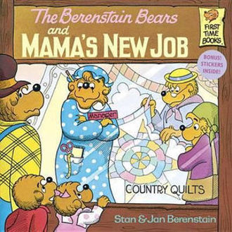 Picture of Berenstain Bears & Mamas New Job