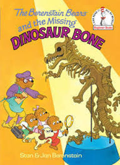 Picture of Berenstain Bears Missing Dinosaur Bone I Can Read It All by Myself Beginner Book Series