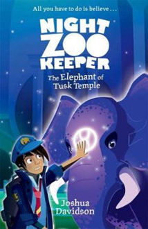 Picture of Night Zookeeper The Elephant of Tusk Temple