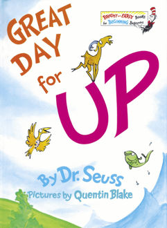Picture of Great Day for up! Bright and Early Books