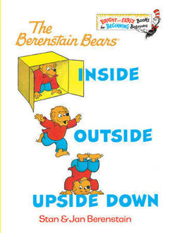 Picture of Berenstain Bears Inside Outside Upside Down
