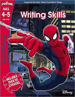 Picture of Spider-Man: Writing Skills