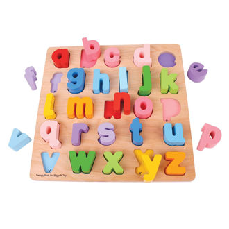 Picture of Chunky Alphabet Puzzle (Lowercase)