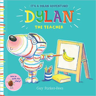 Picture of Dylan the Teacher