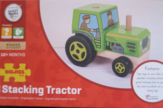 Picture of Stacking Tractor