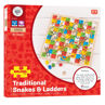 """Picture of """"Traditional Snakes and Ladders """""""