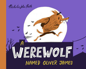 Picture of A Werewolf Named Oliver James