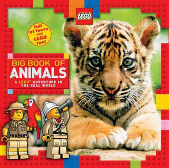 Picture of LEGO Big Book of Animals