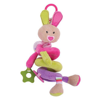 Picture of Bella Spiral Cot Rattle