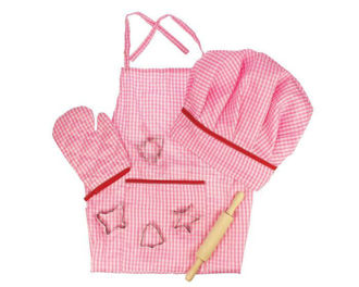 Picture of Pink Chef's Set