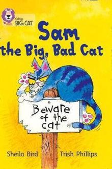 Picture of Collins Big Cat : Sam and the Big Bad Cat