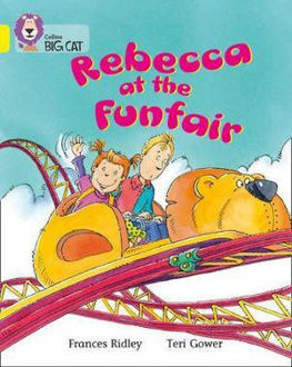Picture of Rebecca at the Funfair