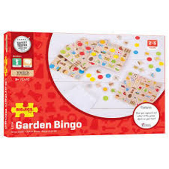 Picture of Garden Bingo