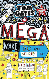 Picture of Tom Gates #16: Mega Make and Do and Stories Too