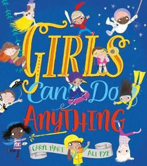 Picture of Girls Can Do Anything