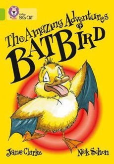 Picture of The Amazing Adventures of Batbird
