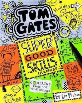 Picture of Tom Gates 10 Super Good Skills (Almost)