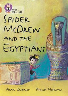 Picture of Spider McDrew and the Egyptians