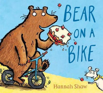 Picture of Bear on a Bike Gift edition BB
