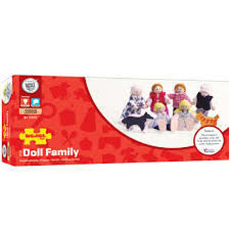 Picture of Heritage Playset Doll Family