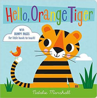 Picture of Hello, Orange Tiger