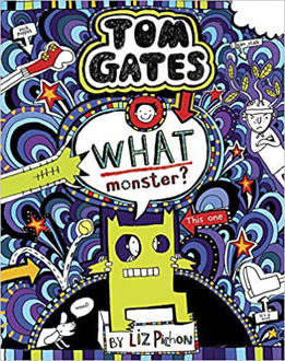 Picture of Tom Gates 15 : What Monster?