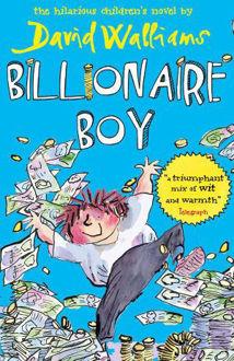 Picture of Billionaire Boy