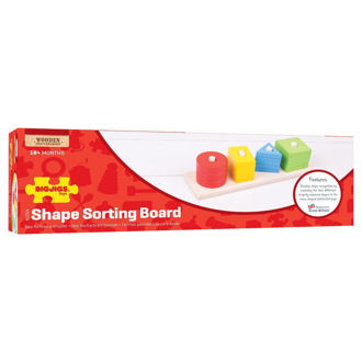 Picture of Shape Sorting Board