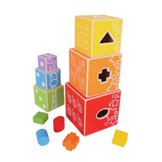 Picture of Stacking Cubes