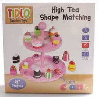 Picture of High Tea Shape Matching