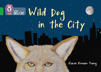 Picture of Wild Dog In The City