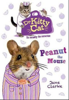 Picture of Dr KittyCat is Ready to Rescue Peanut the Mouse