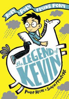 Picture of The Legend of Kevin A Roly-Poly Flying Pony Adventure HB
