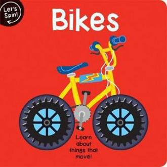 Picture of LET'S SPIN: BIKES