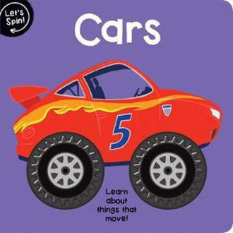 Picture of LET'S SPIN: CARS