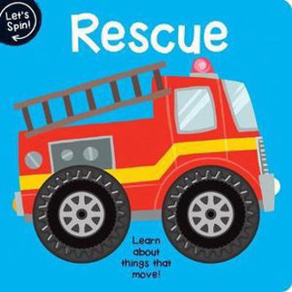 Picture of LET'S SPIN: RESCUE
