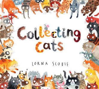 Picture of Collecting Cats (PB)