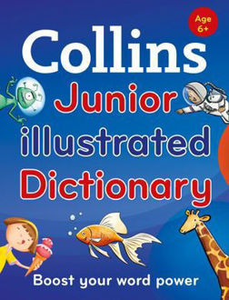 Picture of Collins Junior Illustrated Dictionary [2nd Edition]
