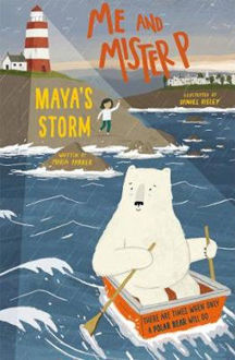 Picture of Me and Mister P: Maya's Storm