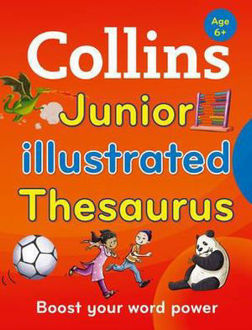 Picture of Collins Junior Illustrated Thesaurus [2nd Edition]