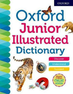 Picture of Oxford Junior Illustrated Dictionary 2018