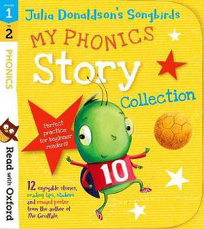 Picture of Read with Oxford Stages 1-2 Julia Donaldson's Songbirds My Phonics Story Collection