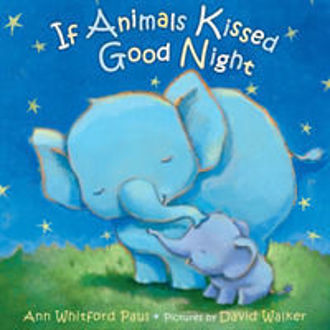 Picture of If Animals Kissed Good Night