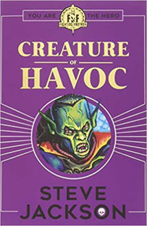 Picture of Fighting Fantasy Creature of Havoc