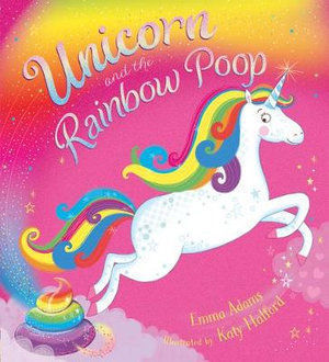 Picture of Unicorn and the Rainbow Poop (BB)