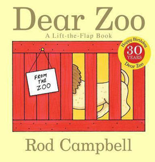 Picture of Dear Zoo: A Lift-The-Flap Book