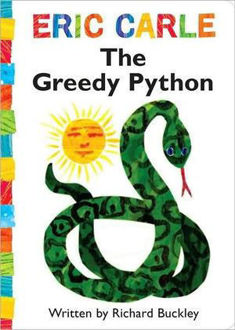 Picture of The Greedy Python Board book