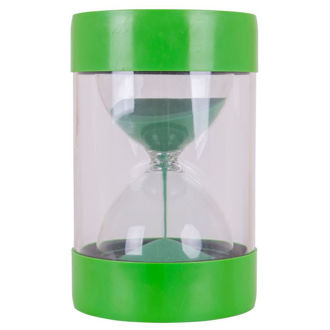 Picture of Sit on Sand Timer - 1 Minute