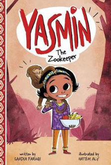Picture of Yasmin the Zookeeper