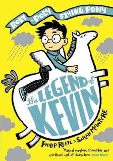 Picture of The Legend of Kevin A Roly-Poly Flying Pony Adventure